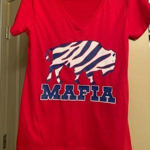 Buffalo Bills Mafia fitted tshirt